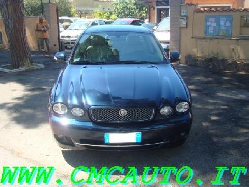 JAGUAR X-Type 2.2D cat aut. Luxury cDPF AUTOMATICA PEL