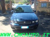 JAGUAR X-TYPE 2.2D CAT AUT. LUXURY CDPF AUTOMATICA PEL Usata 2009