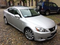 LEXUS IS 250 2.5 V6 AUTOMATICA