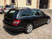MERCEDES-BENZ C 200 CDI S.W. BLUEEFFICIENCY AVANTGARDE Usata 2010