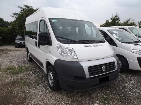FIAT Ducato 35 3.0 Natural Power PM-TM Panorama