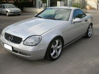 MERCEDES-BENZ SLK 200 CAT KOMPRESSOR Usata 1999