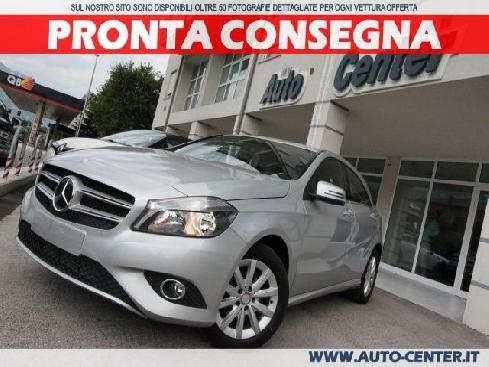 MERCEDES-BENZ A 180 CDI Executive STYLE Sedili Sport Audio20