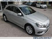 MERCEDES-BENZ A 180 CDI EXECUTIVE STYLE SEDILI SPORT AUDIO20 Usata 2013