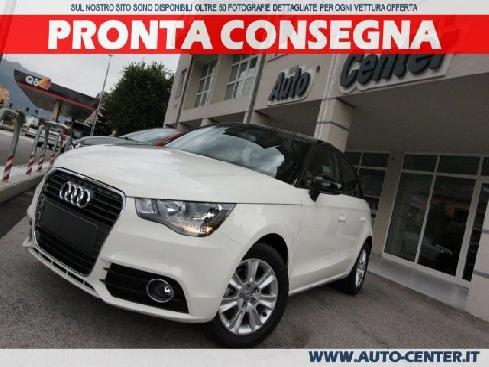 AUDI A1 Sportback 1.2 TFSI Attraction BICOLOR Te