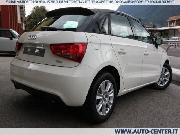 AUDI A1 SPORTBACK 1.2 TFSI ATTRACTION BICOLOR TE Nuova