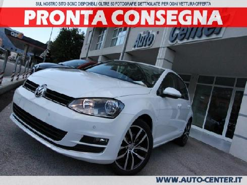 VOLKSWAGEN Golf 7 2.0 TDI 4MOTION Highline Park Pilot Ma