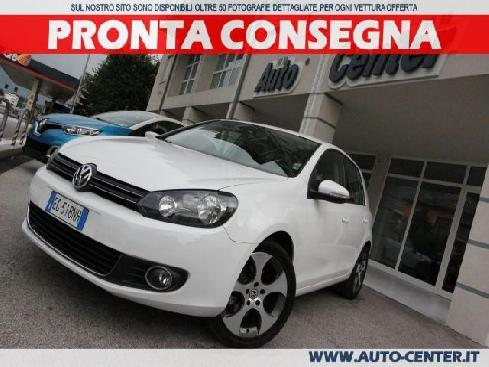 VOLKSWAGEN Golf 2.0 TDI 140CV DPF 5p Highline UNIPROPRIE