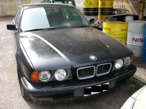 BMW 525 tds turbodiesel cat Touring Attiva