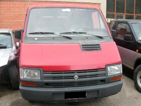 RENAULT Trafic 1100 2.0 D