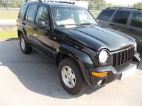 JEEP CHEROKEE 2.5 CRD LIMITED used car 2002