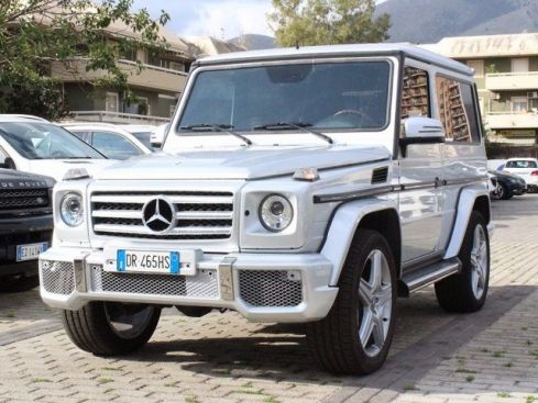 MERCEDES-BENZ G 500 cat S.W.