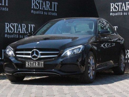 MERCEDES-BENZ C 200 d Automatic Sport