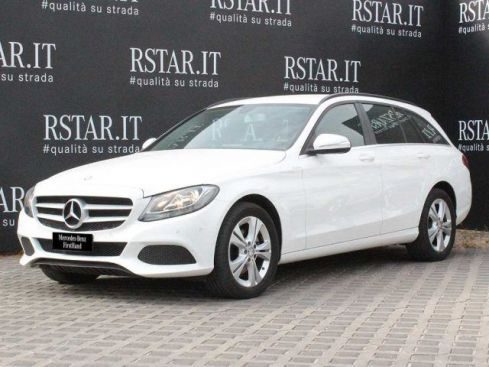 MERCEDES-BENZ C 220 d S.W. Automatic Executive