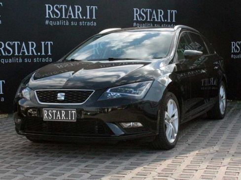 SEAT Leon 1.6 TDI 105 CV DSG ST Start/Stop Business HIGH