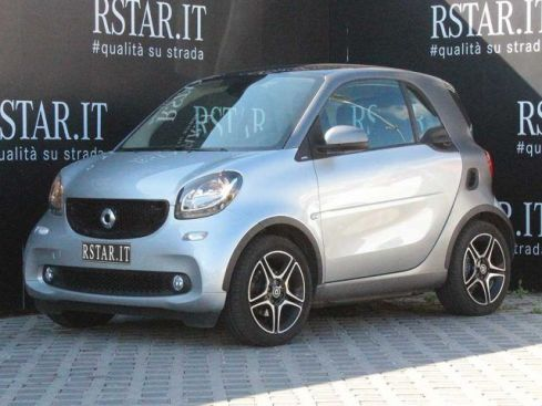 SMART ForTwo 90 0.9 Turbo twinamic Urban
