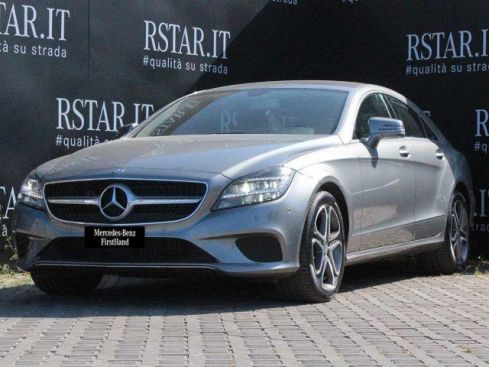 MERCEDES-BENZ CLS 250 BlueTEC 4Matic Sport