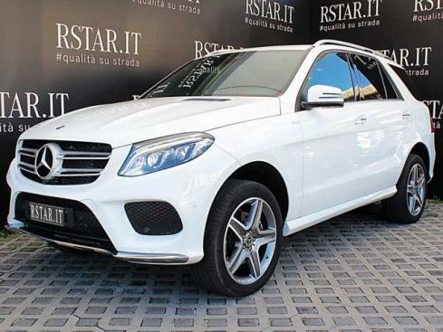 MERCEDES-BENZ GLE 250 d 4Matic Premium