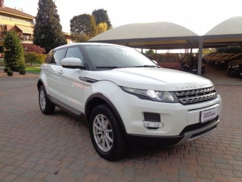 LAND ROVER Range Rover Evoque 2.2 Sd4 5p. Pure