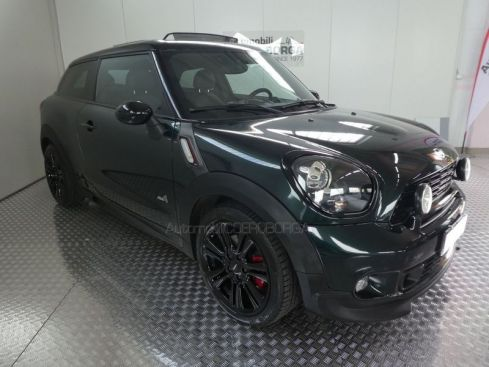 MINI Paceman  Mini John Cooper Works Paceman ALL4