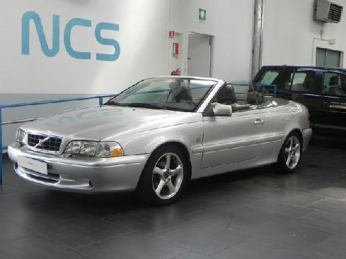 VOLVO C70 2.0i turbo 20V cat Cabriolet
