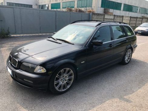 BMW 330 xd turbodiesel cat Touring