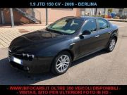 ALFA ROMEO 159 1.9 JTDM 150 CV BERLINA used car 2006