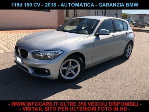 BMW 118 d 150 CV ADVANTAGE AUTOMATICA