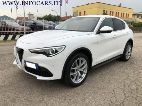 ALFA ROMEO Stelvio 2.0 Turbo 280 CV AT8 Q4 EXCLUSIVE
