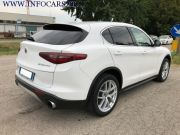 ALFA ROMEO STELVIO 2.0 TURBO 280 CV AT8 Q4 EXCLUSIVE used car 2017