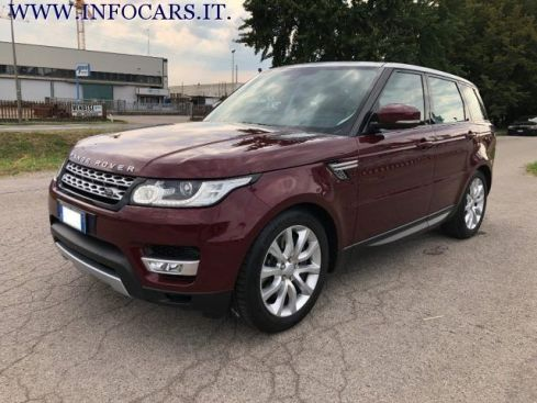 LAND ROVER Range Rover Sport 3.0 SDV6 306  CV HSE restyling