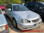 TOYOTA AVENSIS 2.0 TDI D-4D CAT STATION WAGON EURO used car 2002