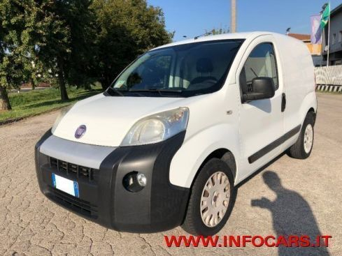 FIAT Fiorino 1.4 78 cv Furgone Natural Power METANO
