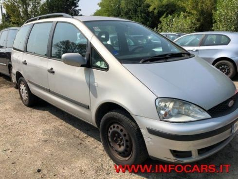 FORD Galaxy 1.9 TDI cat
