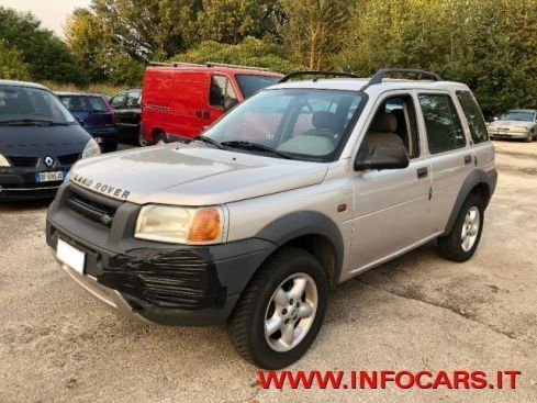 LAND ROVER Freelander 2.0 TD cat Station Wagon Cambio Rotto