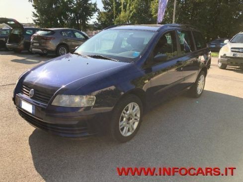 FIAT Stilo 1.9 JTD 116 CV Wagon Dynamic