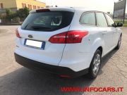 FORD FOCUS SW 1.5 TDCI 120 CV BUSINESS Usata 2016