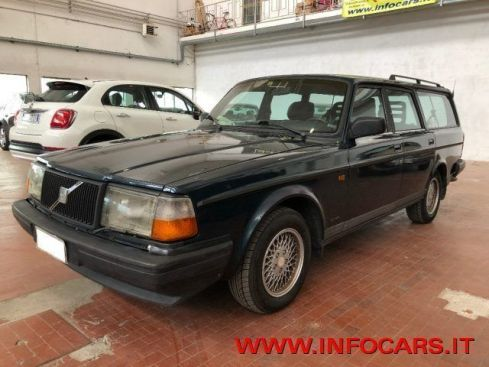 VOLVO 240 2.0 109 cv SUPER POLAR