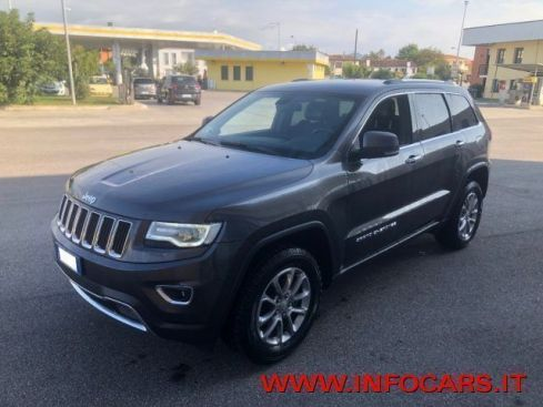 JEEP Grand Cherokee 3.0 CRD 250 CV Limited