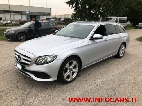 MERCEDES-BENZ E 220 d SW 195 CV Auto Business Sport
