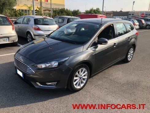 FORD Focus SW 1.5 TDCi 95 CV Business
