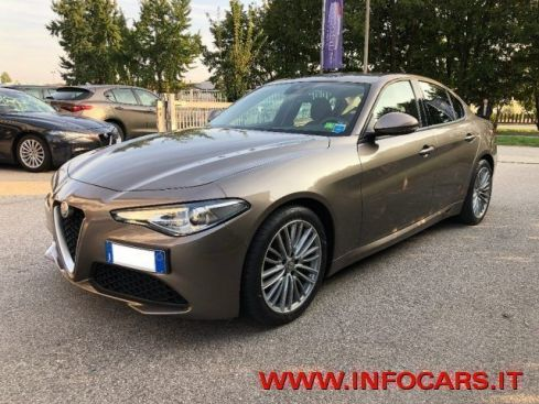 ALFA ROMEO Giulia 2.2 TD 180 CV AT8 Super