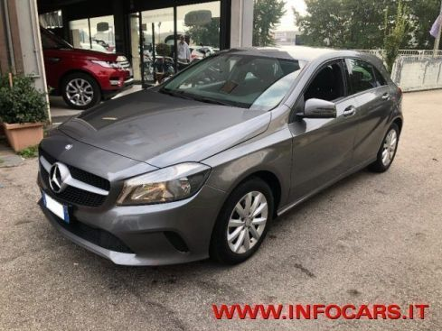 MERCEDES-BENZ A 180 CDI 109 CV Executive