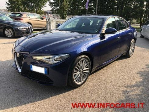ALFA ROMEO Giulia 2.2 TD 150 CV AT8 SUPER