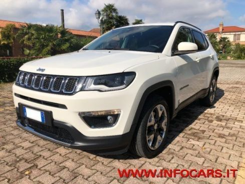 JEEP Compass 2.0 Multijet 140 CV 4WD LIMITED AUTOMATICO