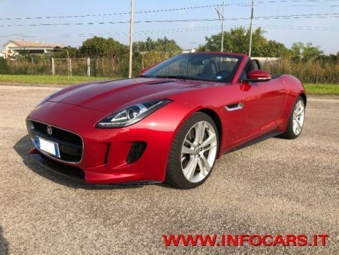 JAGUAR F-Type 5.0 V8 495 CV Convertibile S