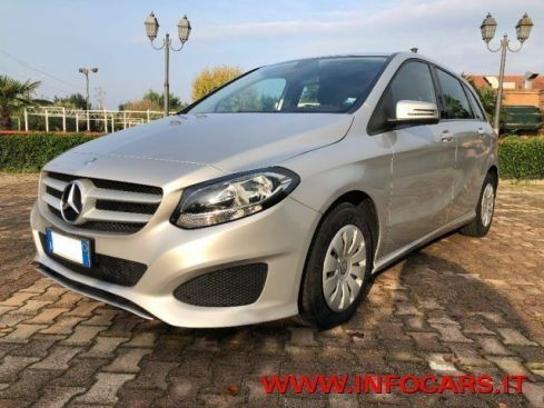 MERCEDES-BENZ B 180 CDI 109 CV AUTOMATICA BUSINESS