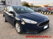 FORD FOCUS SW 1.5 TDCI 120 CV BUSINESS Usata 2015