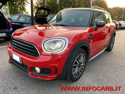MINI Countryman Cooper D 150 CV Hype ALL4