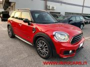 MINI COUNTRYMAN COOPER D 150 CV HYPE ALL4 used car 2017